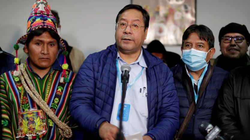 Le dauphin d'Evo Morales élu président: la revanche de la Bolivie contre les USA!