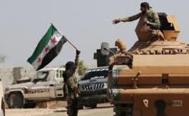 La Turquie lance l'offensive contre laSyrie