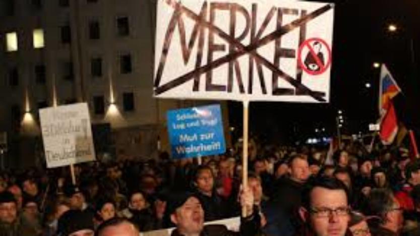 La montée de l'extrême droite en Allemagne?