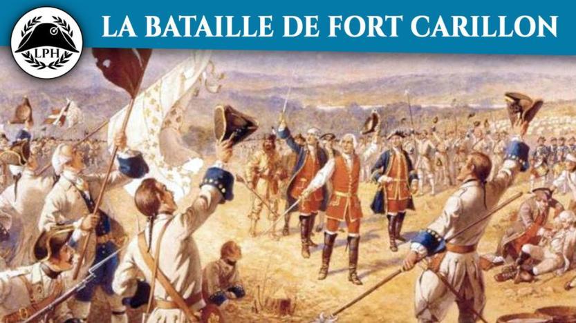 Vidéo: Fort Carillon, l'espoir de la Nouvelle-France