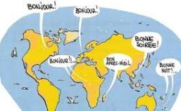 La population du monde francophone dépasse celle de l'Union européenne