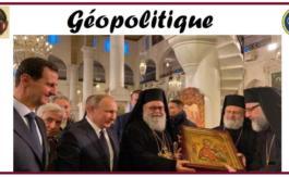 Et pendant ce temps, Poutine célèbre Noël àDamas