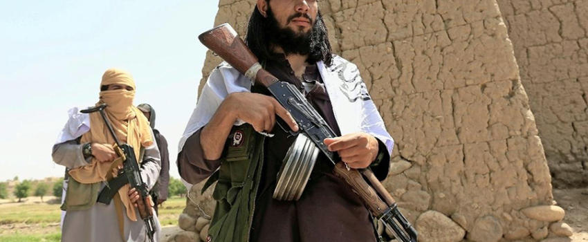 L'inexorable progression des talibans vers Kaboul