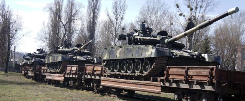 Kiev entre discours victimaires et actions agressives.