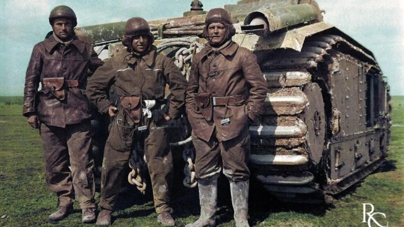 Hommage aux combattants de 1940