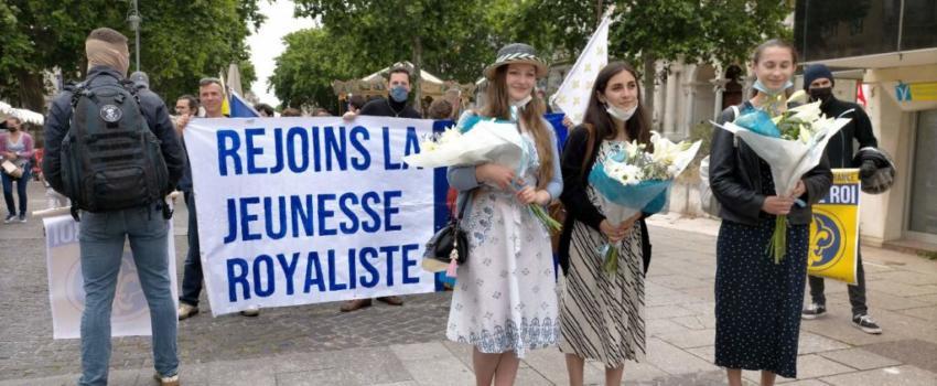 Avignon samedi 22 mai: hommage de l'Action Française àJeanne d'Arc