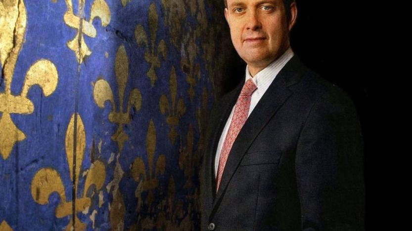 Prince Jean, Comte deParis
