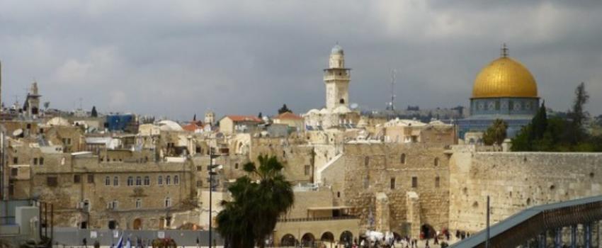 Conflit israélo-palestinien: entretien croisé avec Richard Haddad et Antoine de Lacoste