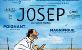 Art et Essai:Josep,un dessin animé deAurel