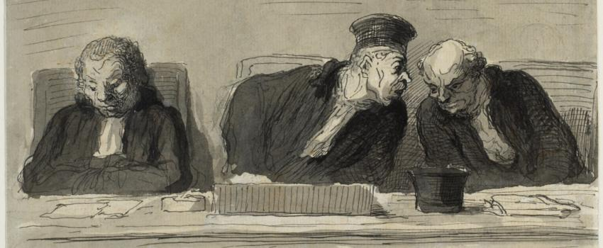 La justice de «l'état dedroit»