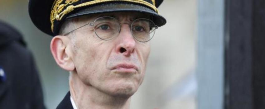 Didier Lallement: mépris des gens, mépris deslois.