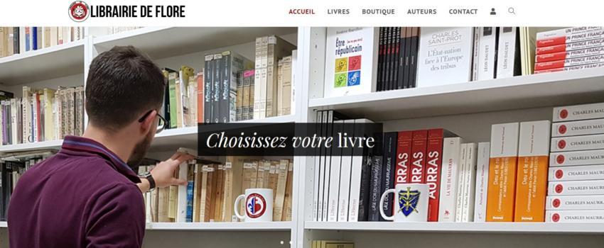 Librairie de Flore: culture et formation