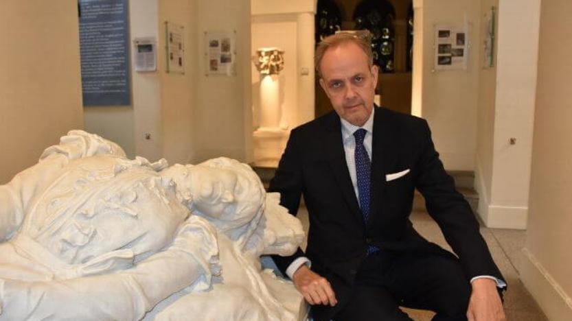 Le Comte de Paris a accordé une interview au journal «L'Echo Républicain»