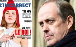 «L'Incorrect» publie un entretien exclusif de Monseigneur le Comte deParis
