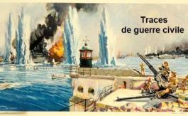 Série: Le legs d'Action française; rubrique 6: Les traces de guerre civile – les «quatre États confédérés», l'antisémitisme.