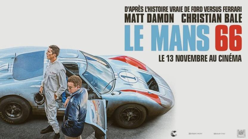 A l'affiche: Le Mans 66