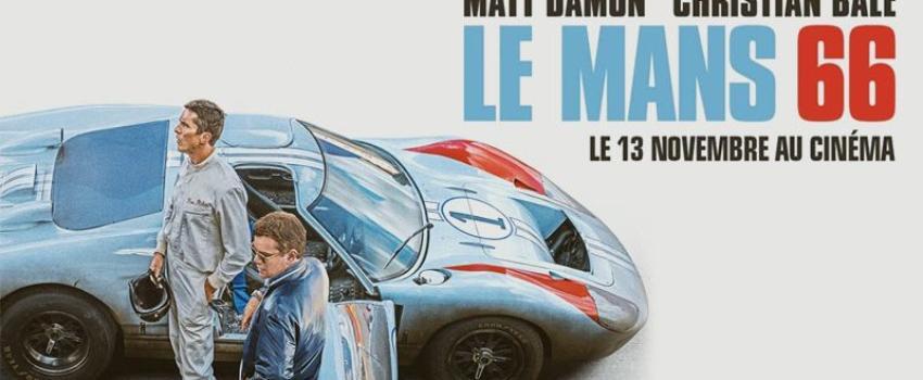 A l'affiche: Le Mans66