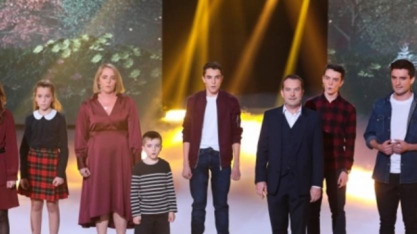 """Une famille catholique remporte """"La France aun incroyable talent"""", les internautes enragent"""