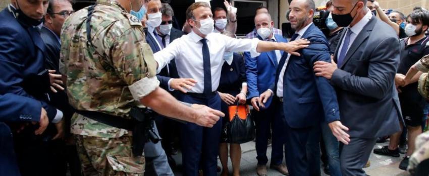 Emmanuel Macron pourra-t-il sauver leLiban?