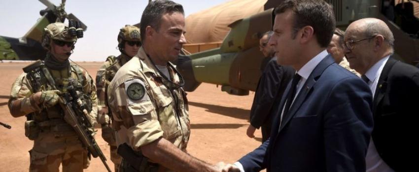 Sahel: le pari d'Emmanuel Macron
