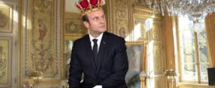 Le Roi estnu!