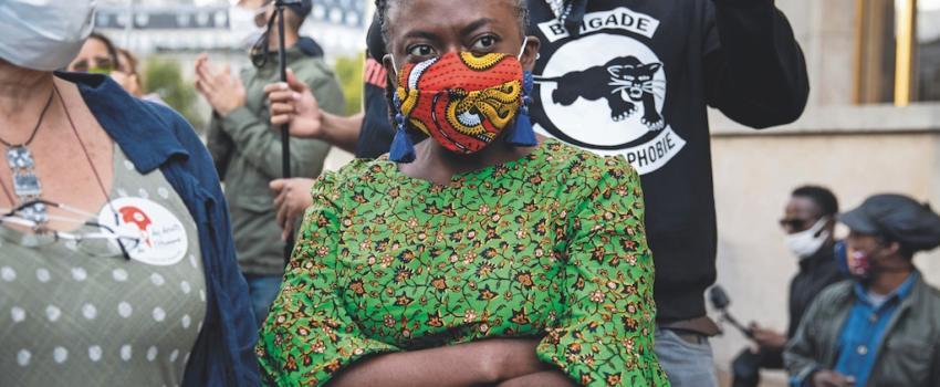 L'affaire Obono au tribunal: Valeurs actuelles, présumé coupable