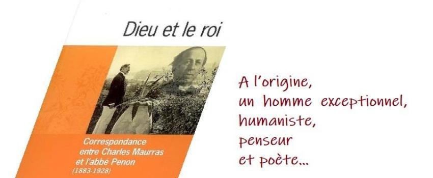 Maurras, humaniste etpoète?
