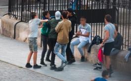 À Paris, 75% des mineurs déférés sont des migrants