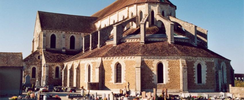 L'abbaye de Pontigny livrée par le PS àla goujaterie friquée du dit «art contemporain»