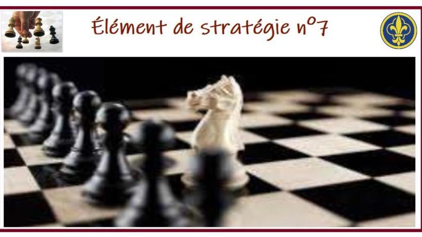 Les stratégies écartées