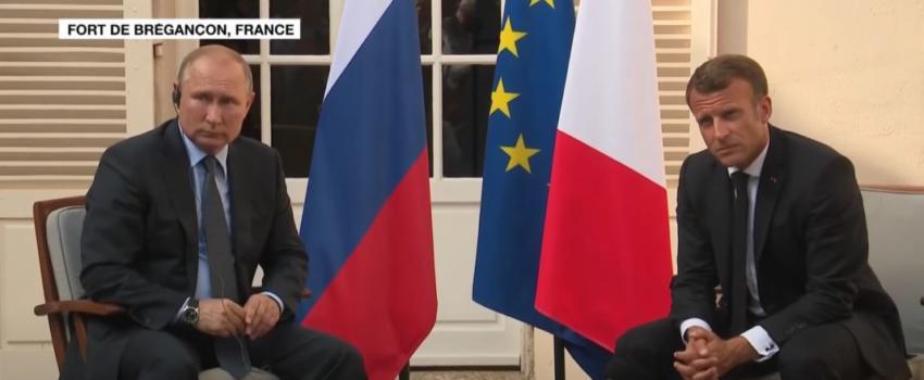 France – Russie: un axe nécessaire