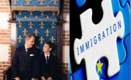 Prince chrétienet immigration-islamisation