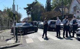Attaque au couteau àRambouillet: une fonctionnaire de police tuée, l'assaillant estmort