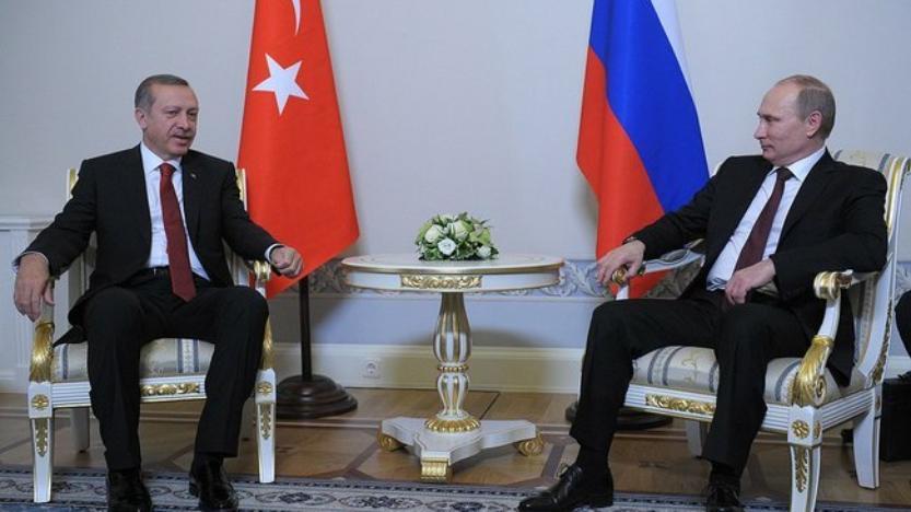 Poutine convainc Erdoğan de mettre fin à son offensive