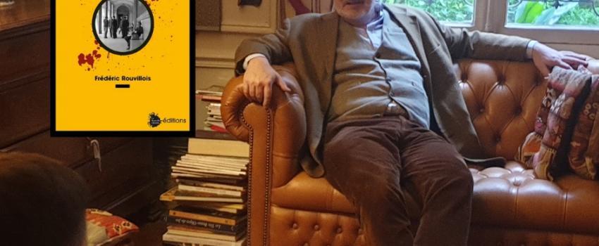 Un polar au cœur du triste milieu universitaire – Le Zoom – Frédéric Rouvillois –TVL