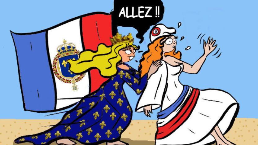 Il faut consolider la France d'aujourd'hui, pour laisser à nos enfants celle de demain