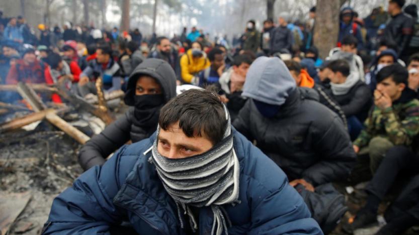 Immigration: la Grèce est le martyr de l'UE
