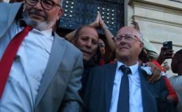 Colombes: le maire compare les forces de l'ordre àla police de Vichy, Darmanin porte plainte