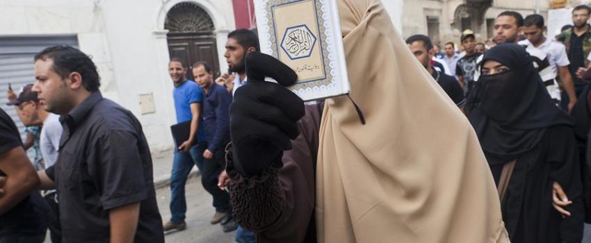 La menace salafiste