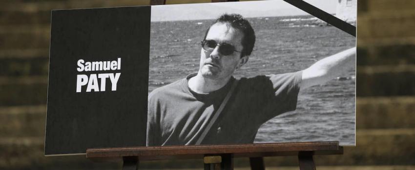 Assassinat de Samuel Paty: un député souhaite un établissement àson nom dans chaque département