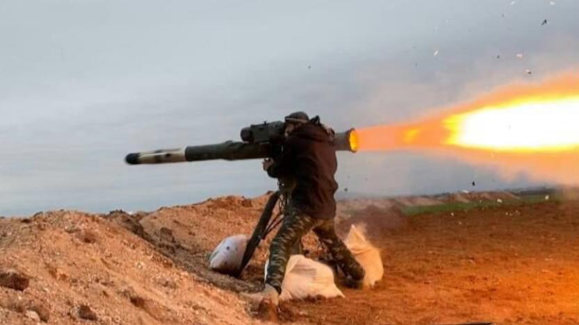 Bataille décisive en Syrie