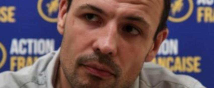 François Bel-Ker: «La violence àl'égard de l'Action Française est désormais hebdomadaire»