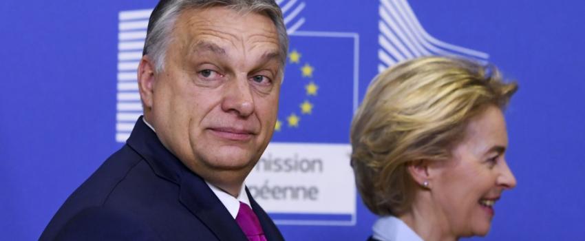 Hongrie: Viktor Orban en appelle àla fin du «diktat» européen