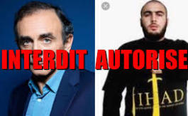 L'Islamisme frappe, condamnons Zemmour!