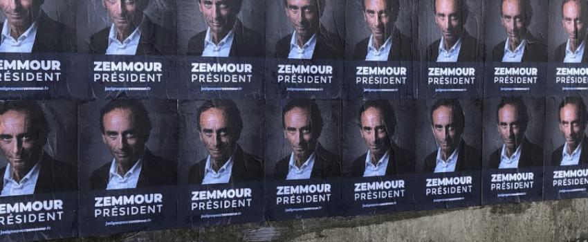 PRÉSIDENTIELLE: ÉRIC ZEMMOUR BONDIT À19 % DE POTENTIEL ÉLECTORAL!