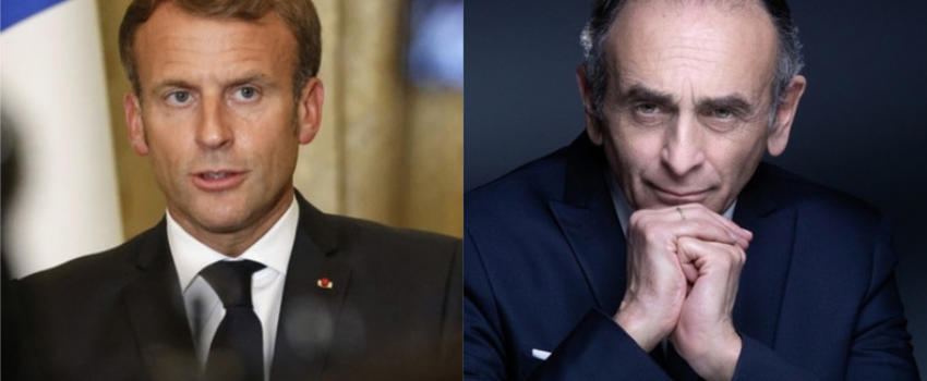 Zemmour et Macron: même combat?