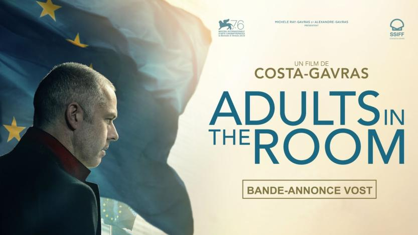 A l'affiche : Adults in the room