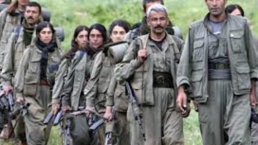 La Turquie lutte contre les terroristes séparatistes du PKK