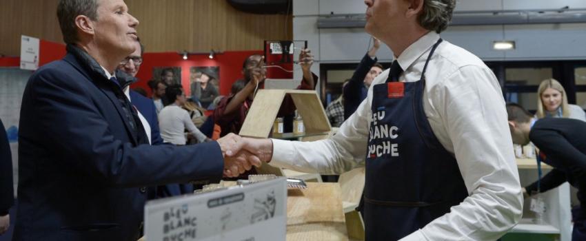 Parisiens, filez donc au salon Made in France! Le patriotisme économique ade l'avenir