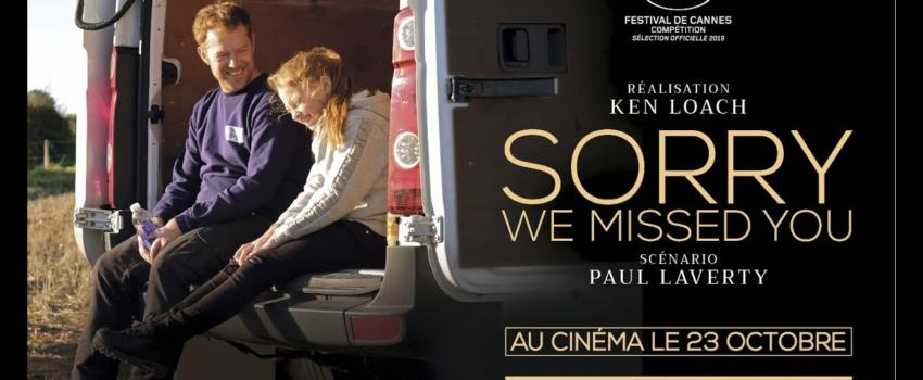 Art et Essai: Sorry we missedyou
